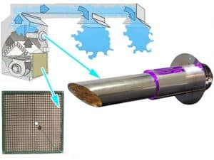 Clean Air Europe REME HVAC AOP Plasma gebruiksvoorbeeld