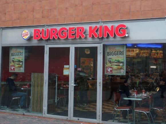 Burger King Amsterdam Arena lost geuroverlast horeca op met Ozone Blaster