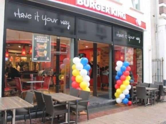 Burger King Weverstraat Arnhem