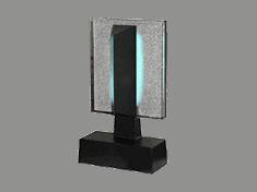 Clear Air Deskair DT500 UV Luchtreiniger met UV lamp