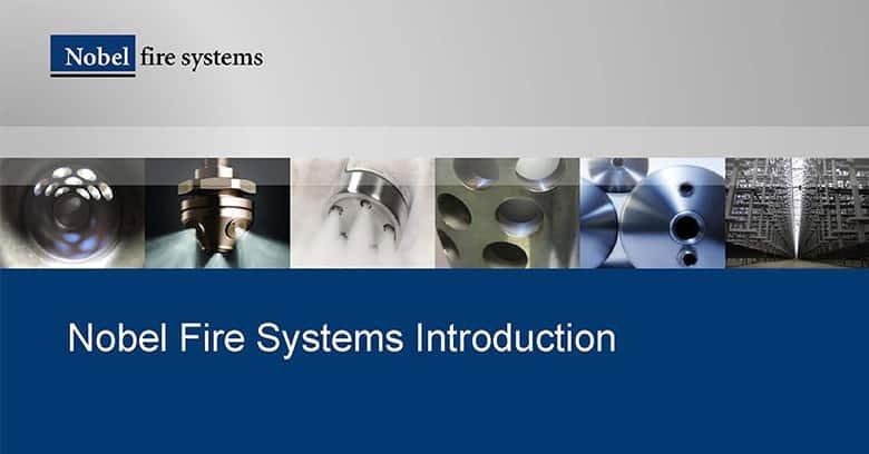 Introductie Nobel Fire Systems keukenbrand blussysteem voor Delta Loyd en Allianz