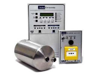 Nobel Fire Systems K-Serie bediening en controle