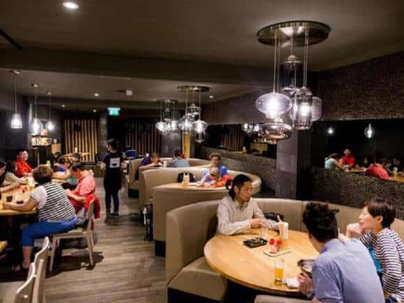 Ramen-Ya Japanese Noodlebar Amsterdam geurreductie horeca met Ozone Blaster